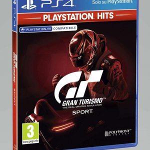 GT Sport Hits