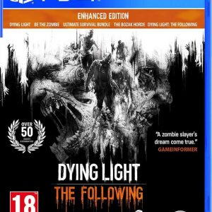 Dying Light, The Following, Enhanced Edition, Playstation 4