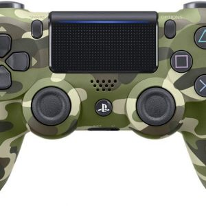 Dualshock 4 Controller Wireless V2, Verde
