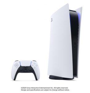 PlayStation® 5 Digital Edition