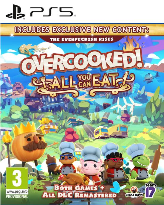 Overcooked: All You Can Eat!