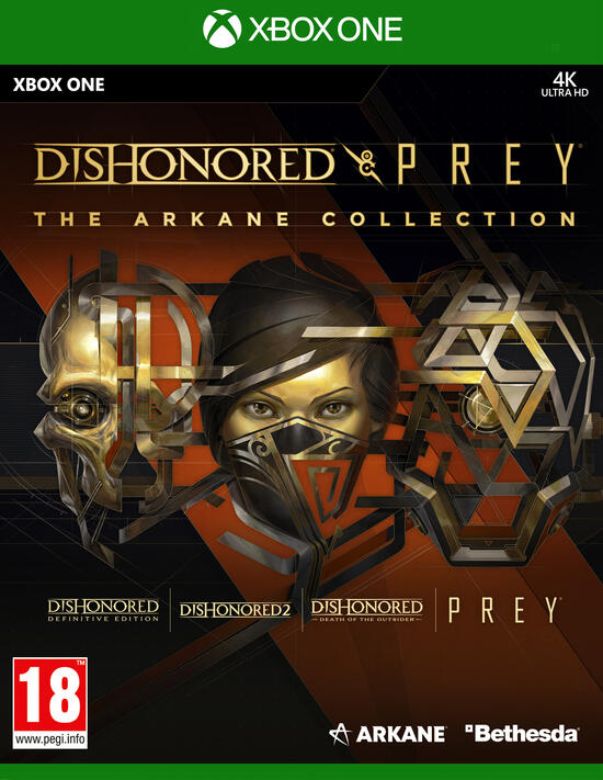 Dishonored and Prey
