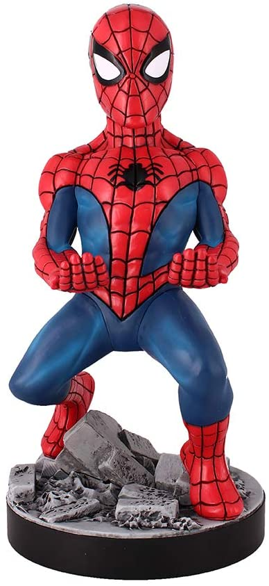 Cable Guy- New Spider Man