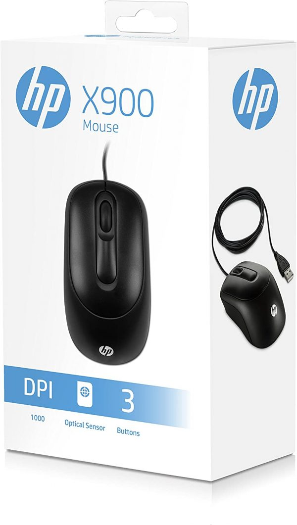 PC Mouse Ottico HP X900