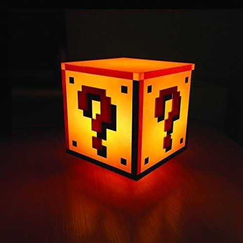 Lampada Super Mario Bros