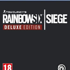 Rainbow Six Siege Deluxe Year 6
