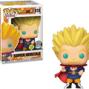 Super Saiyan Hercule Glow
