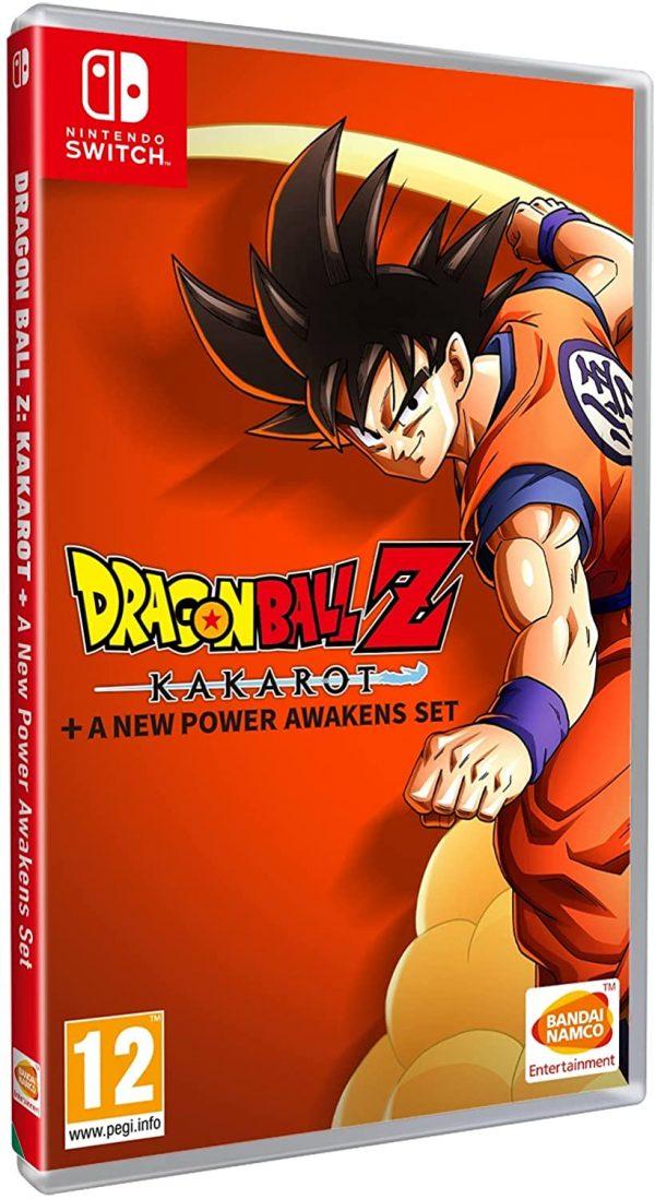 Dragon Ball Z: Kakarot Nintendo Switch