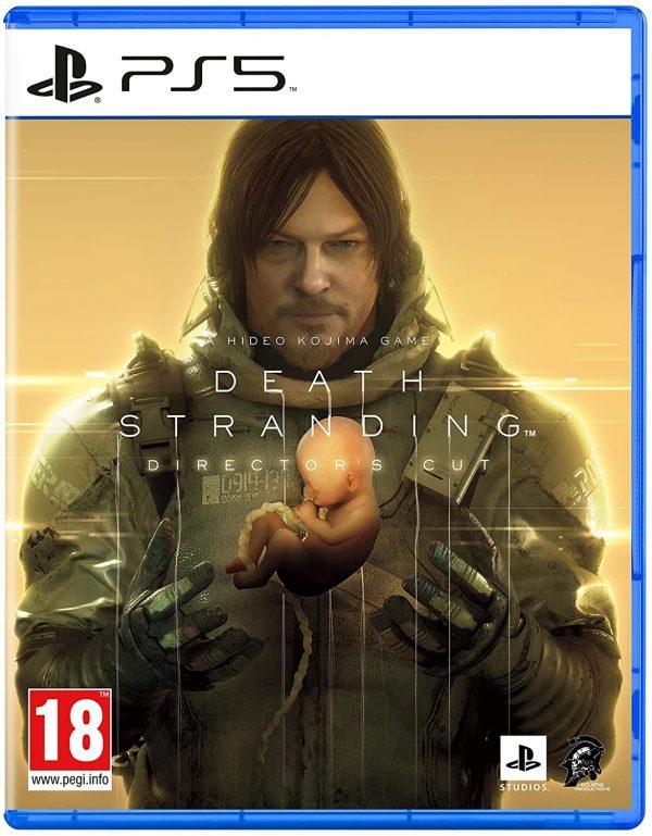Death Stranding Director's Cut Playstation 5
