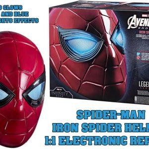 Spider Man Maschera