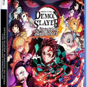 Demon Slayer The Hinokama Chronicles